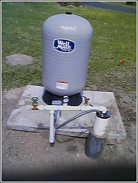 water well system